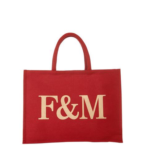 Christmas Bag For Life Medium, ${color}