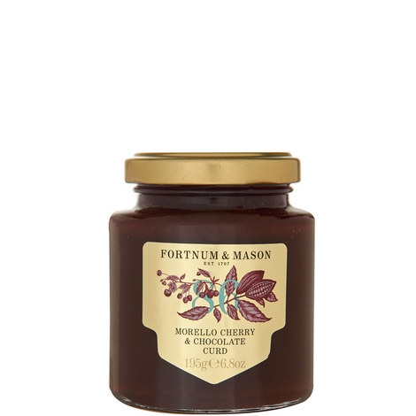 Morello Cherry and Chocolate Curd 195g, ${color}