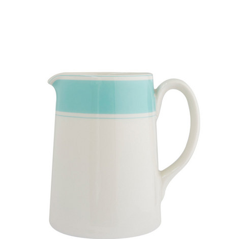Stripe Collection Tankard Jug, ${color}