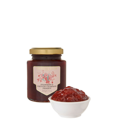 Strawberry and Champagne Preserve 200g, ${color}