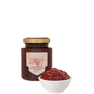 Strawberry and Champagne Preserve 200g