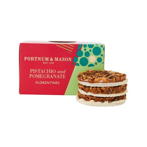 Pistachio and Pomegranate Florentines 160g, ${color}