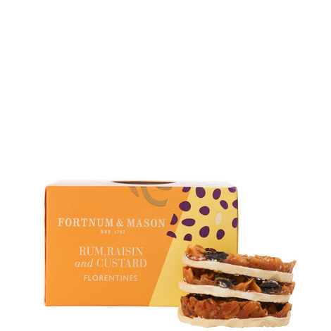 Rum, Raisin and Custard Florentines 160g, ${color}