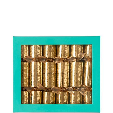 Miniature Gold Leaf Crackers, ${color}