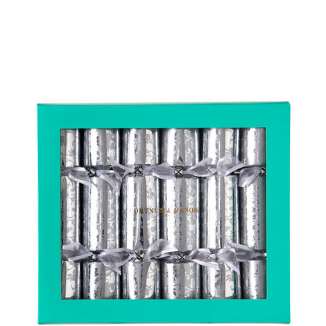 Miniature Silver Leaf Crackers, ${color}