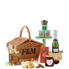 The Christmas Greetings Basket