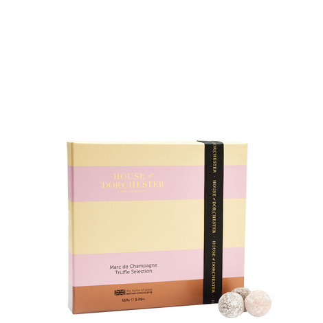 Marc de Champagne Truffle Selection 150g, ${color}