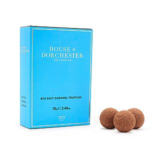 Sea Salt Caramel Truffles 75g
