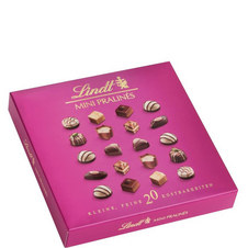Mini Pralines Pink Box 100g