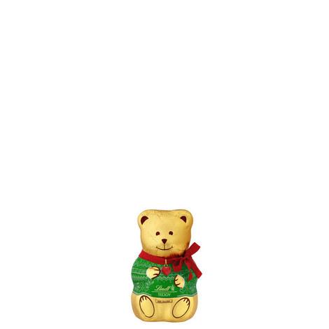 Milk Chocolate Christmas Teddy 200g, ${color}