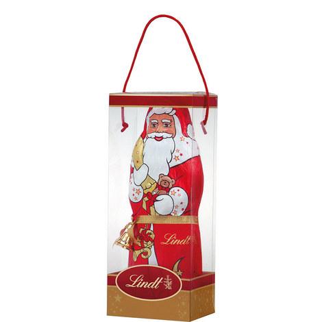 Milk Chocolate Santa 1kg, ${color}