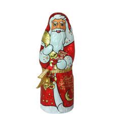 Milk Chocolate Santa 125g