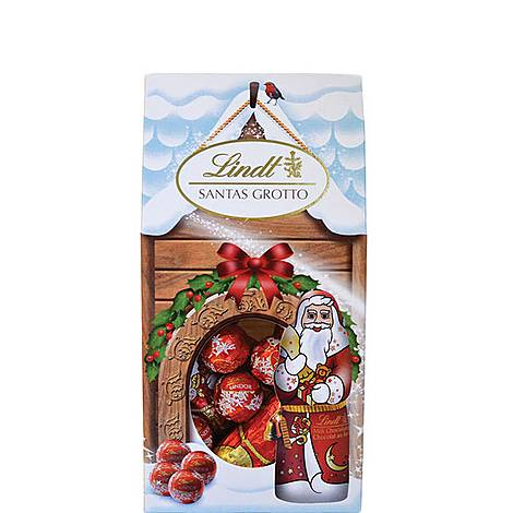 Santa Chocolate Gift Bag 110g, ${color}