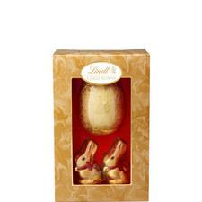 Golden Bunny Luxury Easter Egg 260g