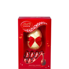 Luxury Lindor Easter Egg