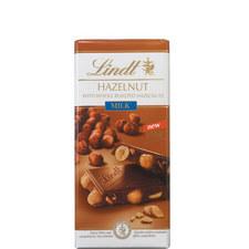 Hazelnut Milk Chocolate Bar 150g