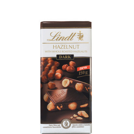 Hazelnut Dark Chocolate Bar 150g, ${color}