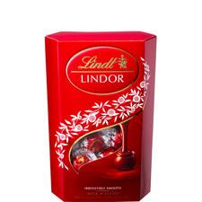 Lindor Milk Chocolate Truffles 200g
