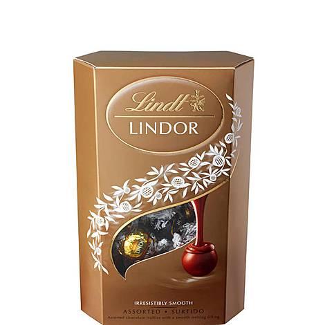 Lindor Assorted Chocolate Truffles 337g, ${color}