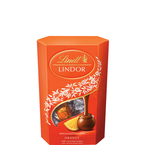 Lindor Orange Chocolate Truffles 200g, ${color}