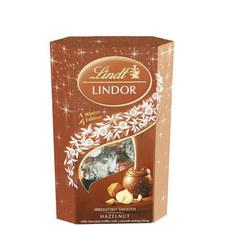 Lindor Hazelnut Truffle Coronet 200g