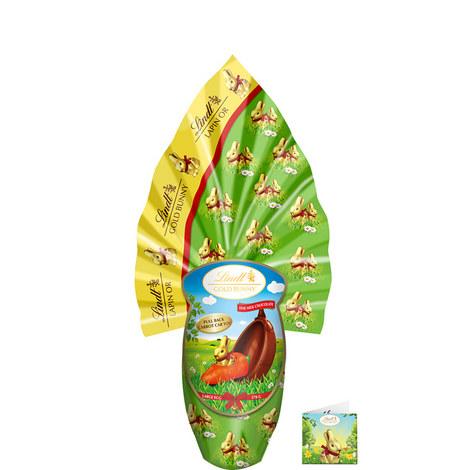 Gold Bunny Fan Egg, ${color}