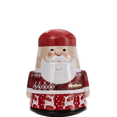 Wobbly Santa Tin 200g, ${color}