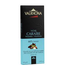 Caraibe Hazelnuts 66% 85g