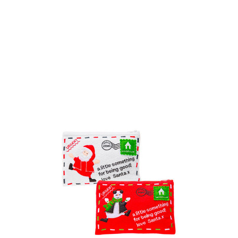 Candy-Filled Christmas Pouches 180g, ${color}