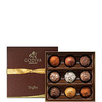 Signature Truffles 9 Pieces