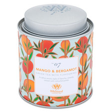 Mango and Bergamot Caddy