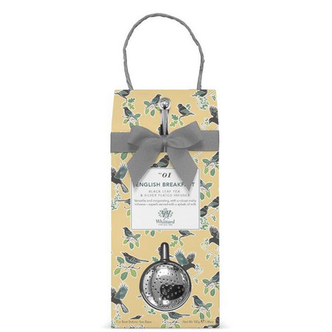 English Breakfast Tea Pouch And Infuser, ${color}
