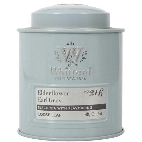 Elderflower Earl Grey Loose Leaf Tea, ${color}