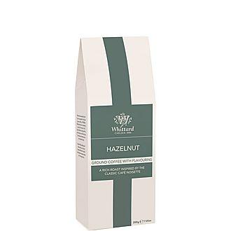 Hazelnut Ground Coffee 200g