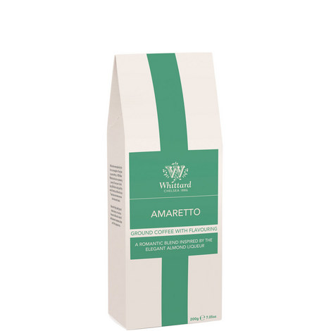 Amaretto Ground Coffee 200g, ${color}