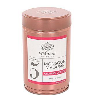Monsoon Malabar Ground Coffee 250g