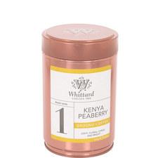 Kenya Peaberry Ground Coffee 250g