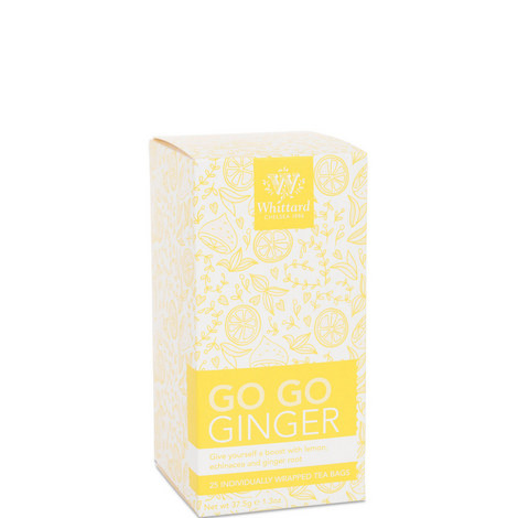 Go Go Ginger Tea 37.5g, ${color}