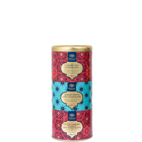 Luxury Hot Chocolate Stacking Tins 100g, ${color}