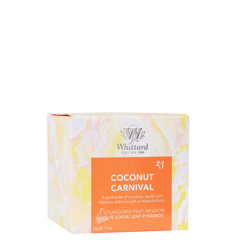 Coconut Carnival Teabags, ${color}