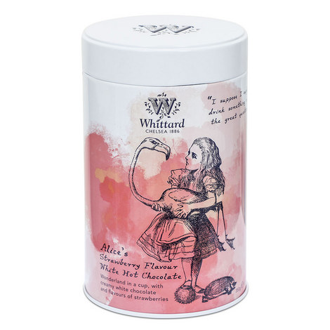 Alice's Strawberry Flavour White Hot Chocolate, ${color}