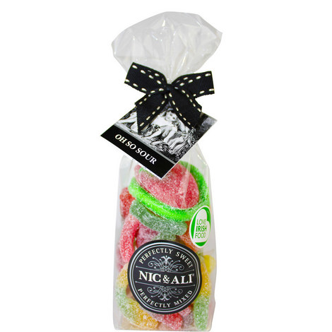 Oh So Sour Bagged Sweets 210g, ${color}