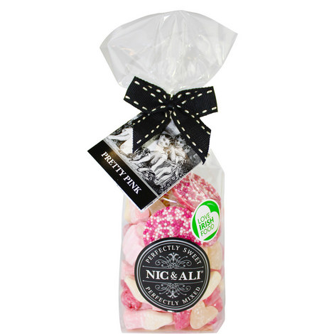 Pretty Pink Bagged Sweets 160g, ${color}