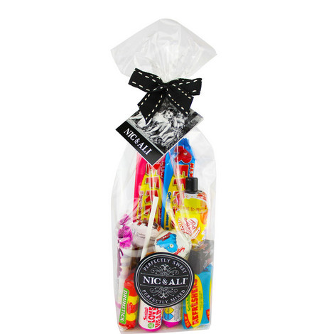 Retro Mix Bagged Sweets 205g, ${color}