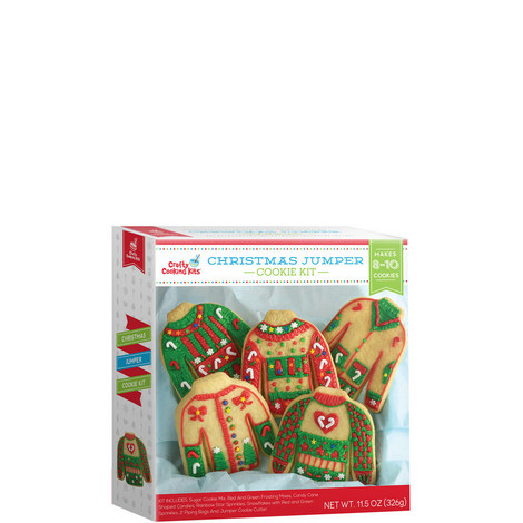 Christmas Sweater Cookie Kit, ${color}