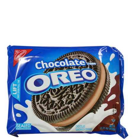 Nabisco Choc Creme Oreo 435g, ${color}