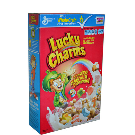 Lucky Charm Cereal, ${color}