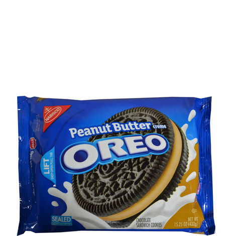 Nabisco Peanut Butter Oreo 435g, ${color}