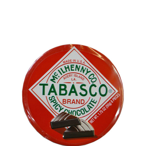 Tabasco Dark Chocolate Wedges, ${color}