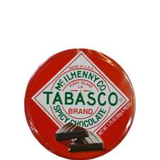 Tabasco Dark Chocolate Wedges